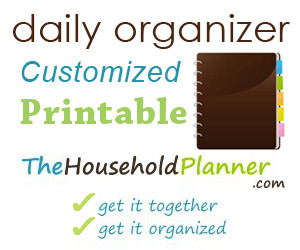 The Household Planner